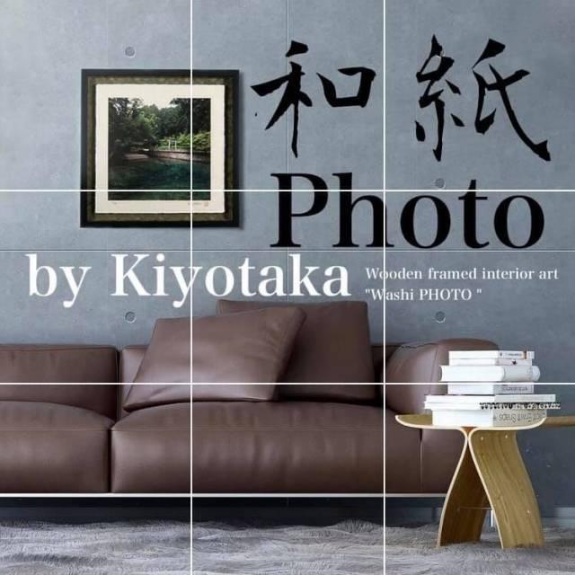 インスタグラム事例 和紙PHOTO by ki