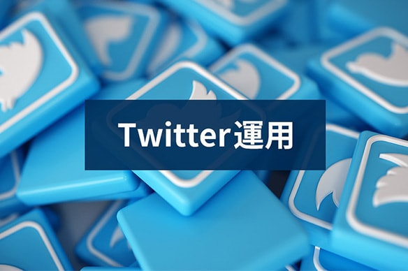 Twitter運用(実質費用負担額ゼロのプランあり)条件あり